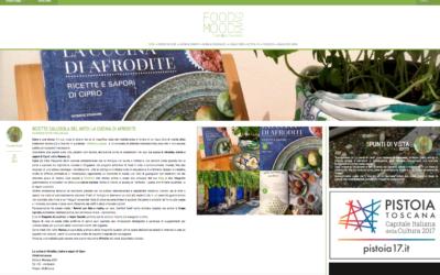 La cucina di Afrodite, foodmoodmag.it, 01.10.2017