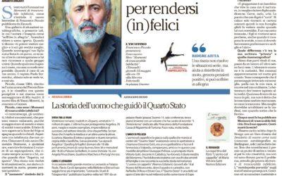L'uomo col cappello, La Repubblica – Milano, 03.05.2015