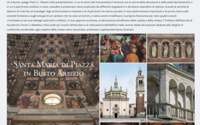 Santa Maria di Piazza in Busto Arsizio, Dip. Design, Politecnico di Milano, 30.10.2017