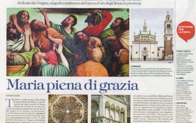 Santa Maria di Piazza in Busto Arsizio, La Repubblica – Milano, 4.11.2017