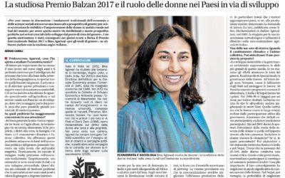 Santa Maria di Piazza in Busto Arsizio, Corriere del Ticino, 5.12.2017