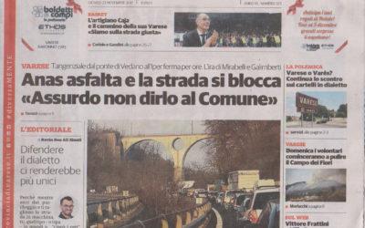 Vittore Frattini. Nulla dies sine linea, laprovinciadivarese.it, 23.11.2017