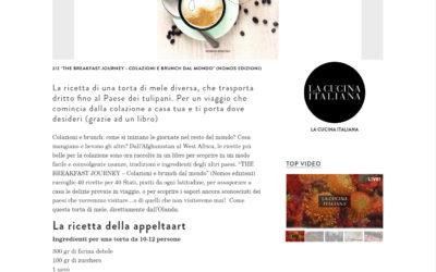 The Breakfast Journey, lacucinaitaliana.it, 01.01.2018