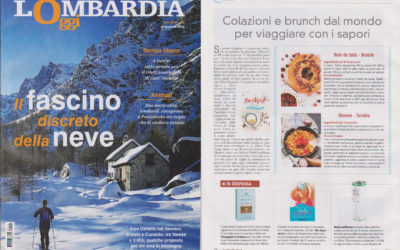 The Breakfast Journey, Lombardia Oggi, 12.01.2018