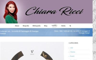La verità di Caravaggio, riccichiara.com, 16.02.2018
