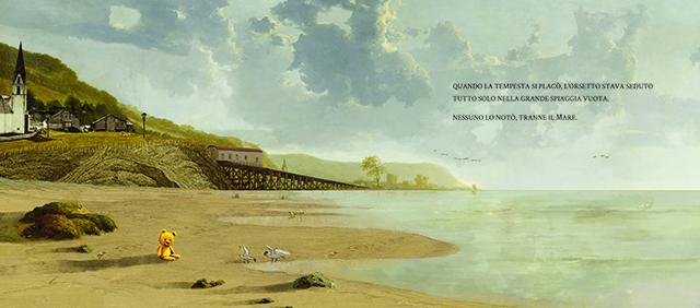Sofia e il mare 1