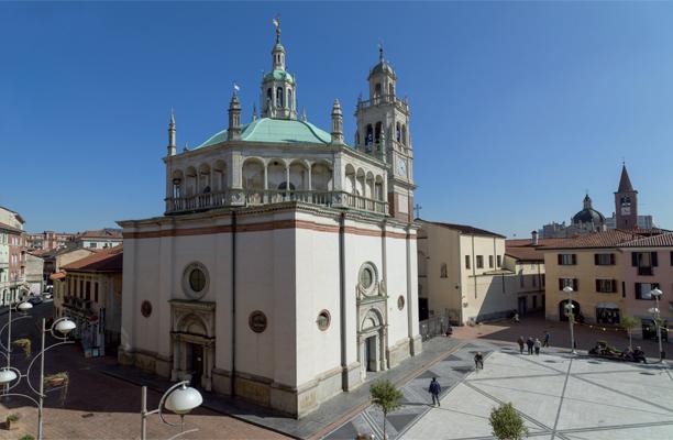 Santa Maria di Piazza in Busto Arsizio 1