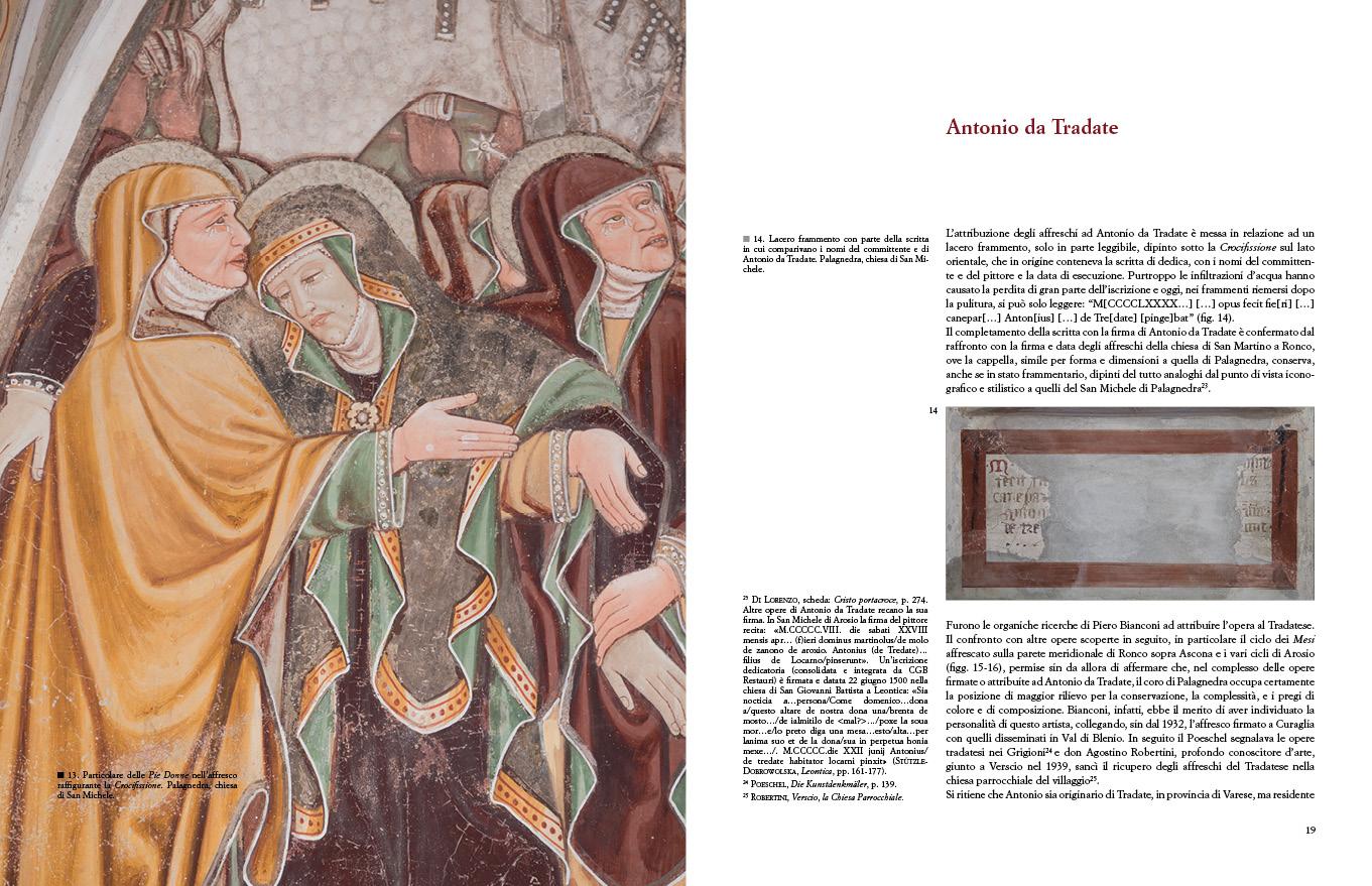 Gli affreschi di Antonio da Tradate2