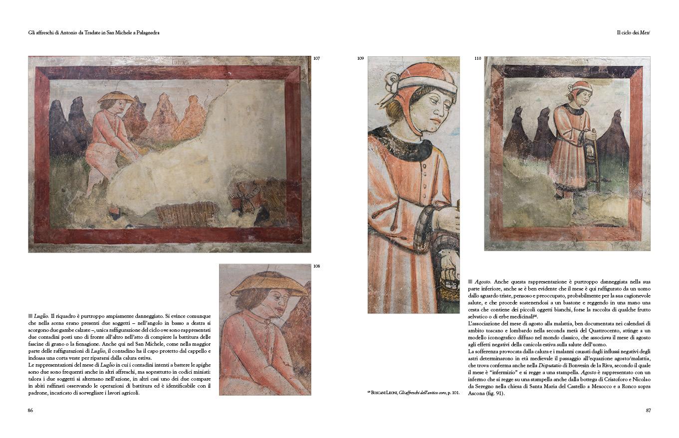 Gli affreschi di Antonio da Tradate3