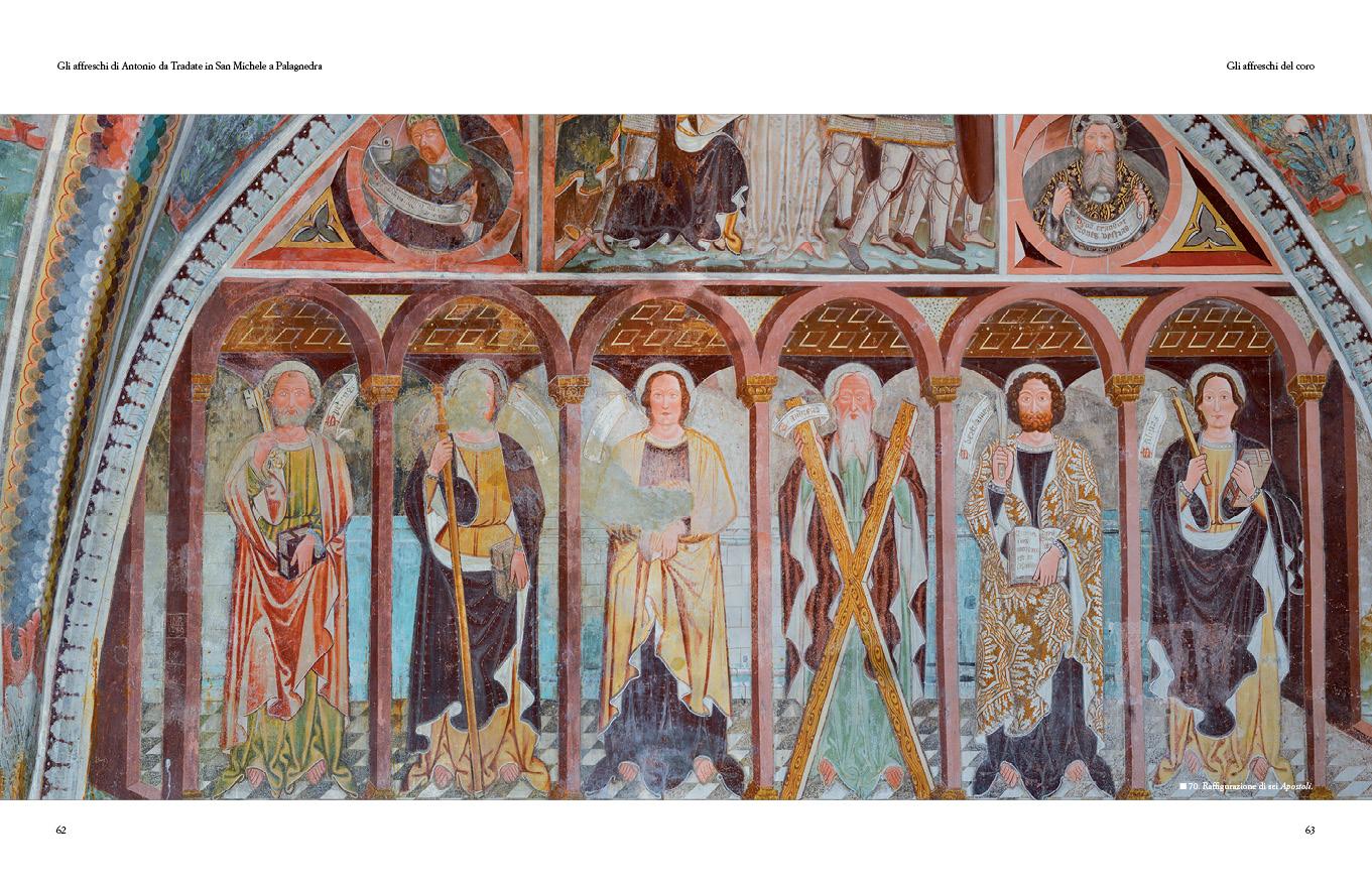 Gli affreschi di Antonio da Tradate5