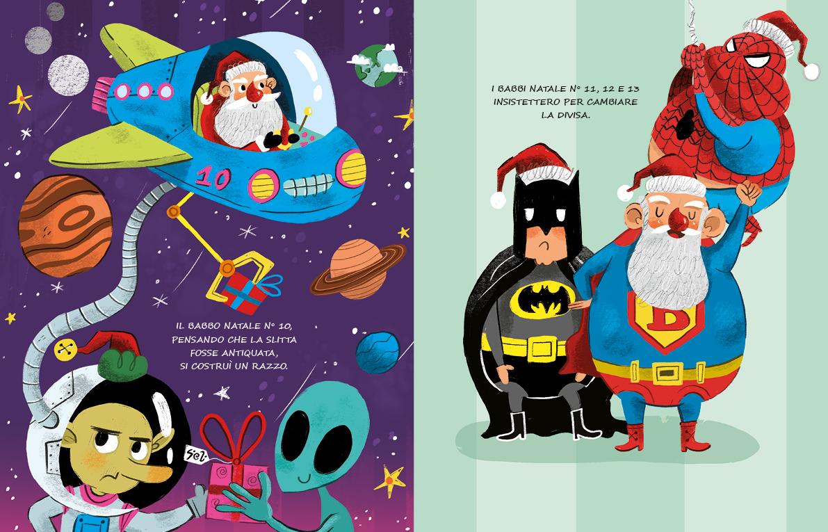 La vera storia dei 25 Babbi Natale 4