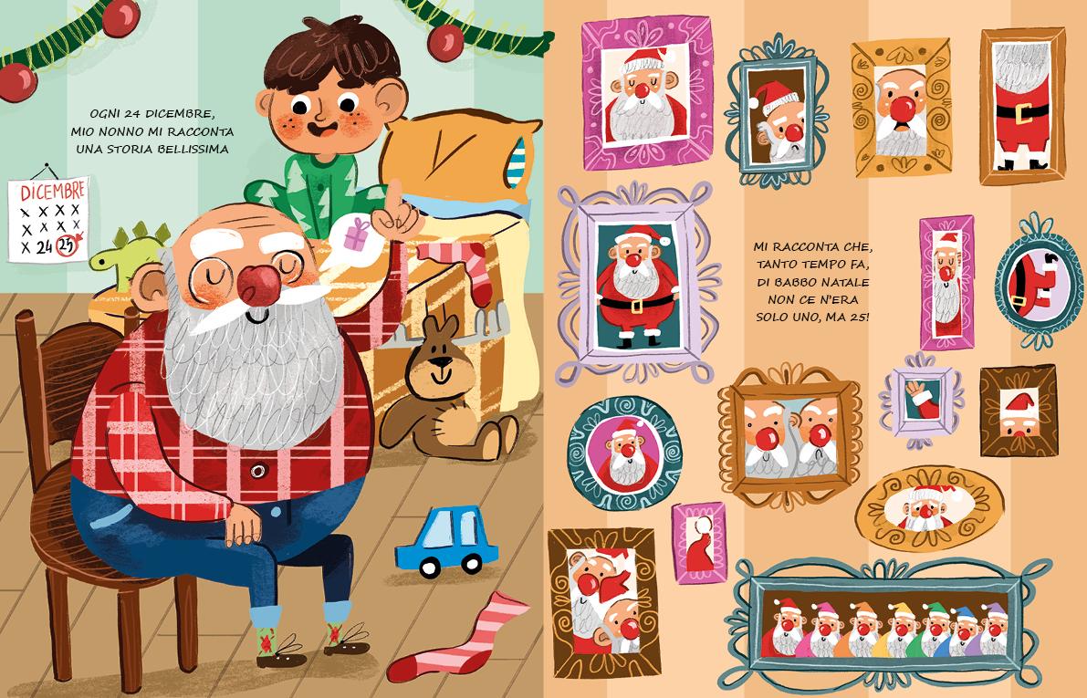 La vera storia dei 25 Babbi Natale 1