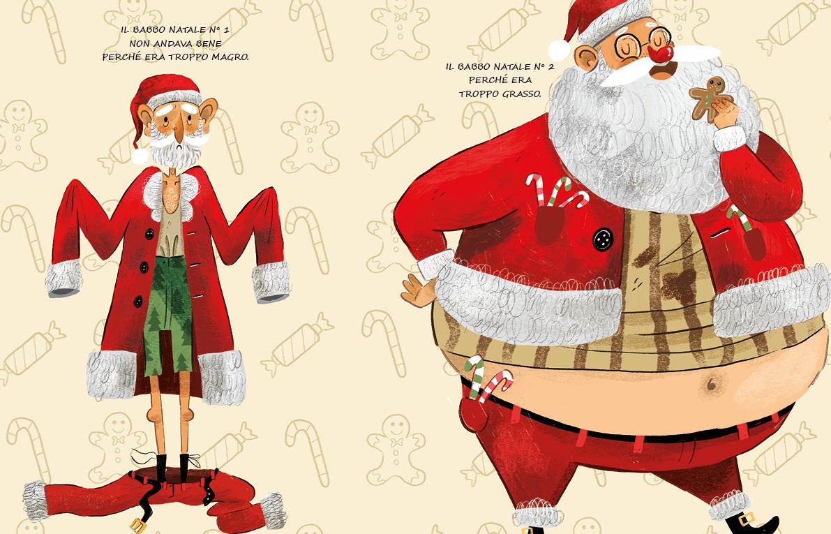 La vera storia dei 25 Babbi Natale 2