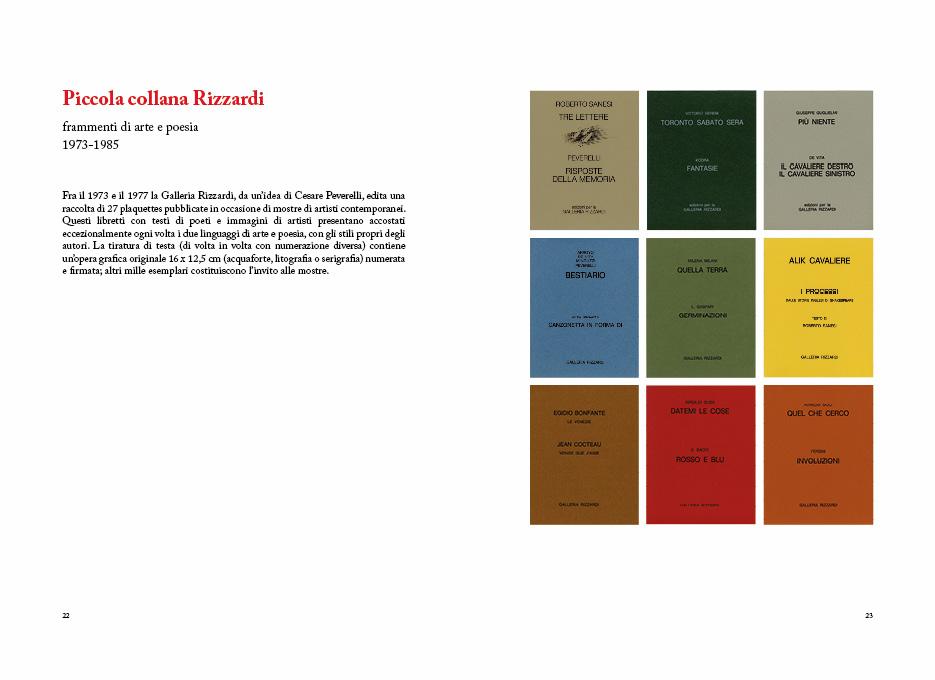 Rizzardi Libri d'artista 1