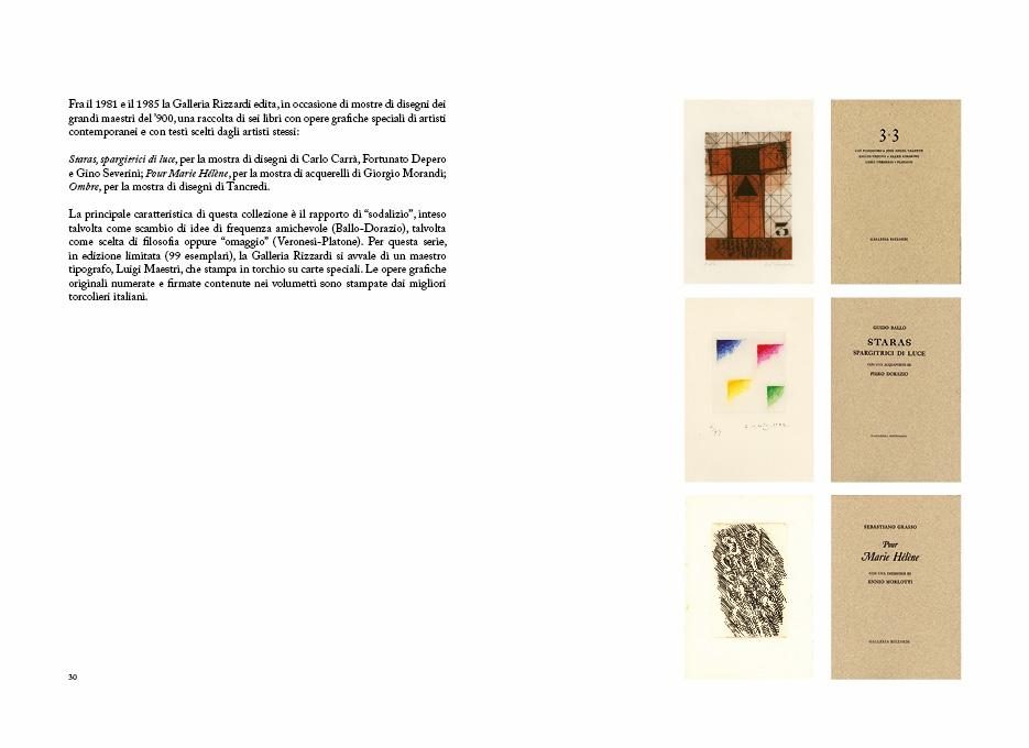 Rizzardi Libri d'artista 2