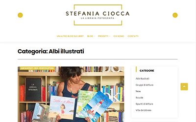Sofia e il mare, stefaniaciocca.it, 28.7.2019
