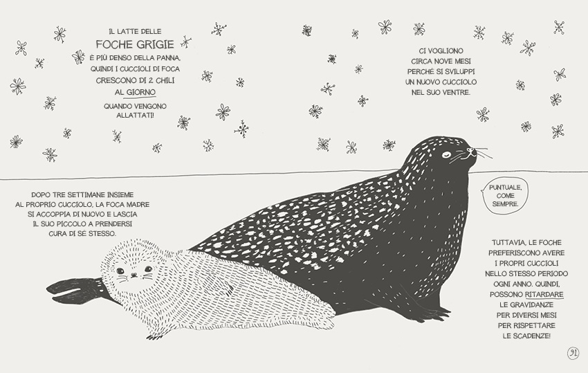 Il piccolo libr dei grandi segreti animali - Cuccioli_bassa46